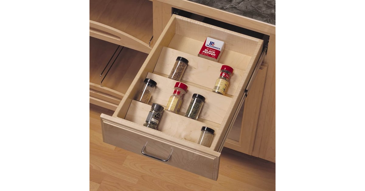 Home Design Ideas Pictures: Home Storage And Organization Spice Rack