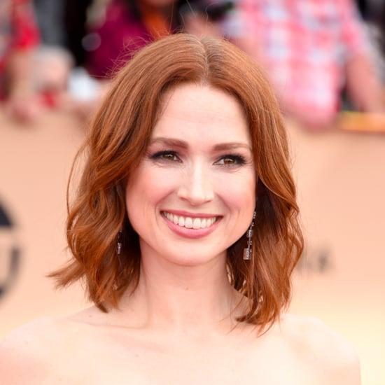 Celebrity Red Hair | SAG Awards Red Carpet 2016