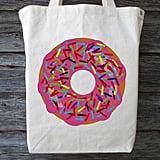 Donut Tote Bag ($12)