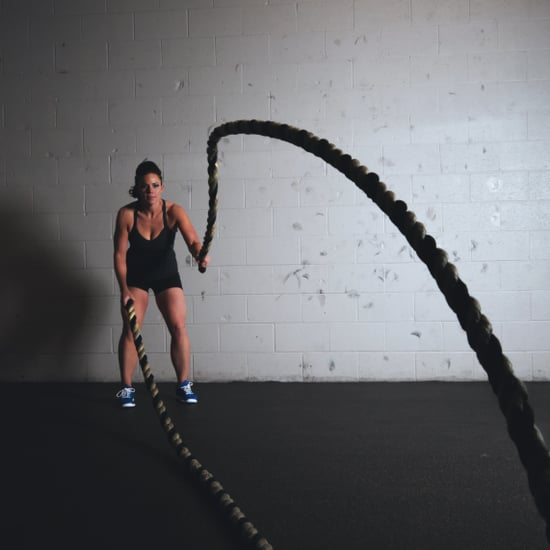 Beginner Battle Ropes Workout