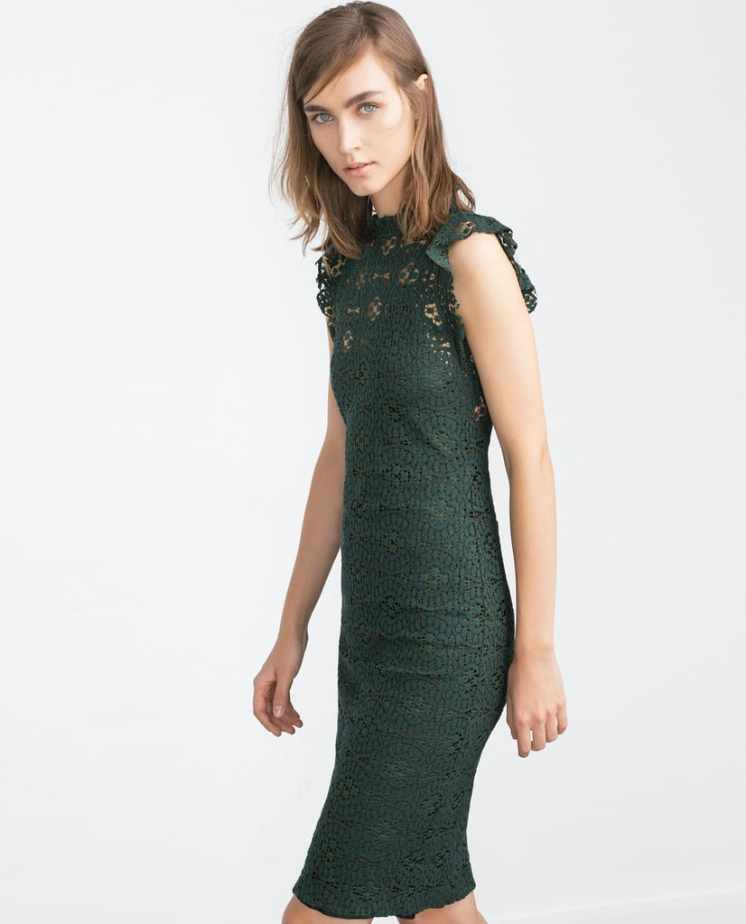 Zara Long Tube Dress ($100)