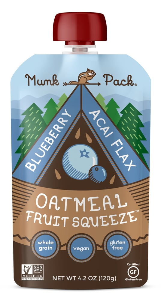 Go-Gurts and Squeeze Packs: Eat Munk Pack Oatmeal Fruit Squeezes Instead