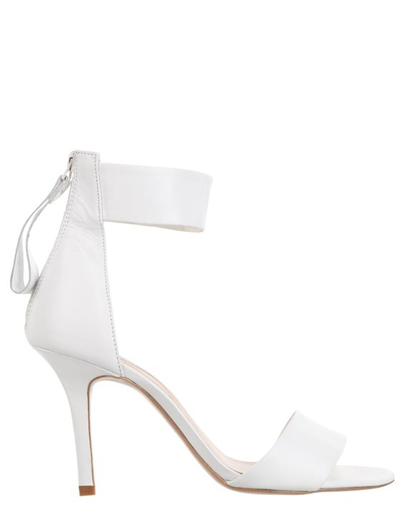 I'm loving the white on white trend and these shoes will be worn well past race day and into the Summer.— Laura, Shopstyle Australia country manger Shoes, $149.95, Tony Bianco at The Iconic