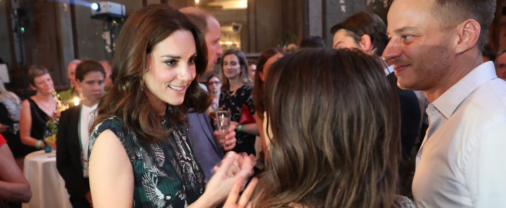 Will and Kate Meet a Game of Thrones Star in Germany, Immediately Ask For Spoilers