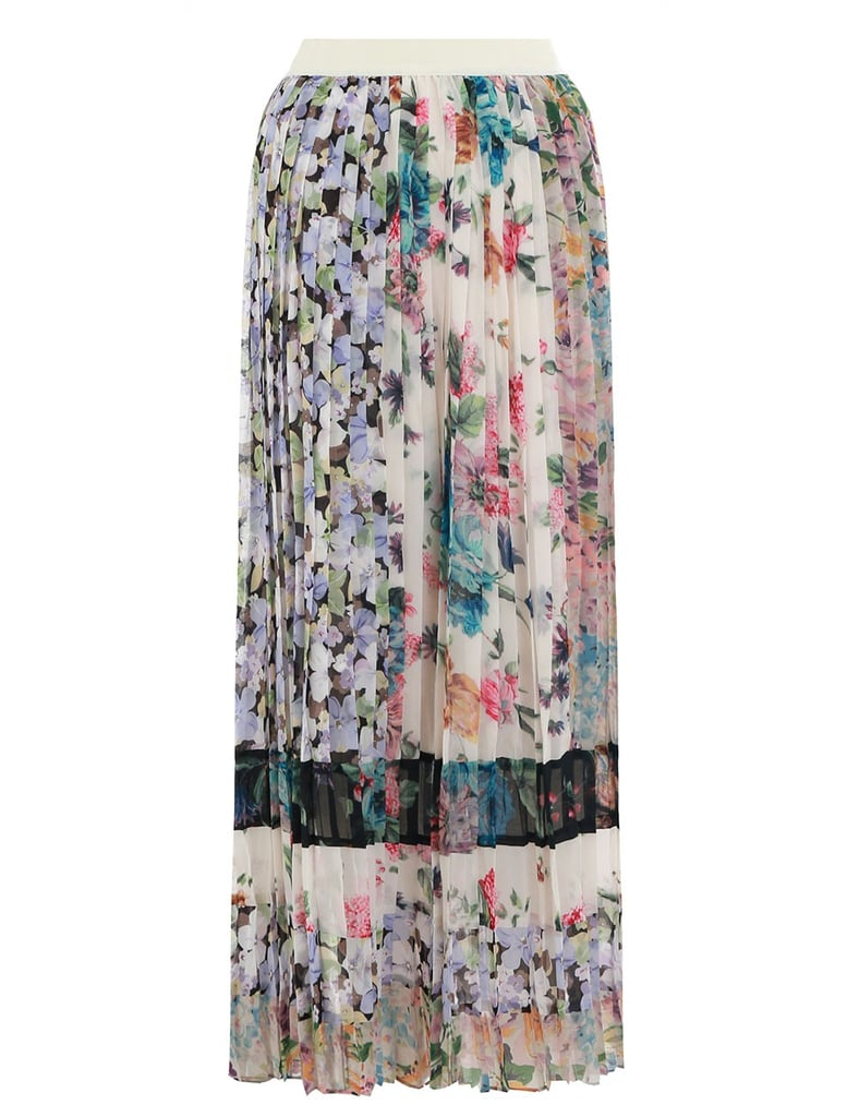 Zimmermann Ninety-Six Pleated Skirt