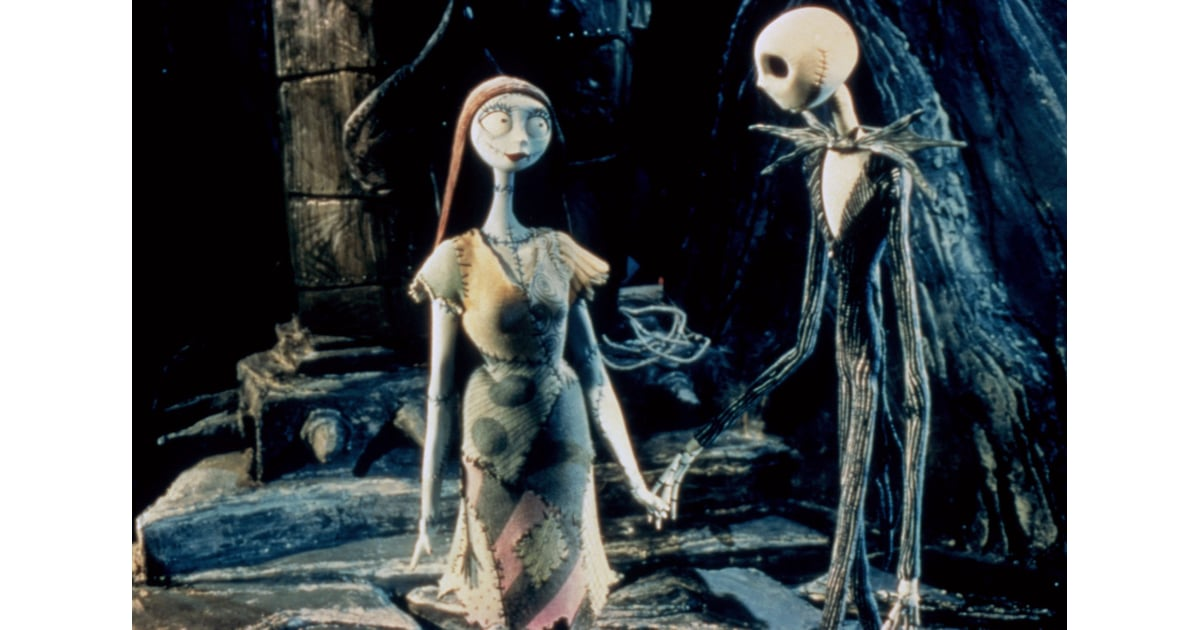 jack and sally the nightmare before christmas christmas movie couples popsugar love sex photo 37 - The Nightmare Before Christmas Jack And Sally