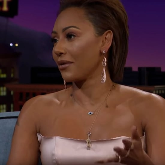 Mel B Talks About Spice Girls Reunion Tour on James Corden