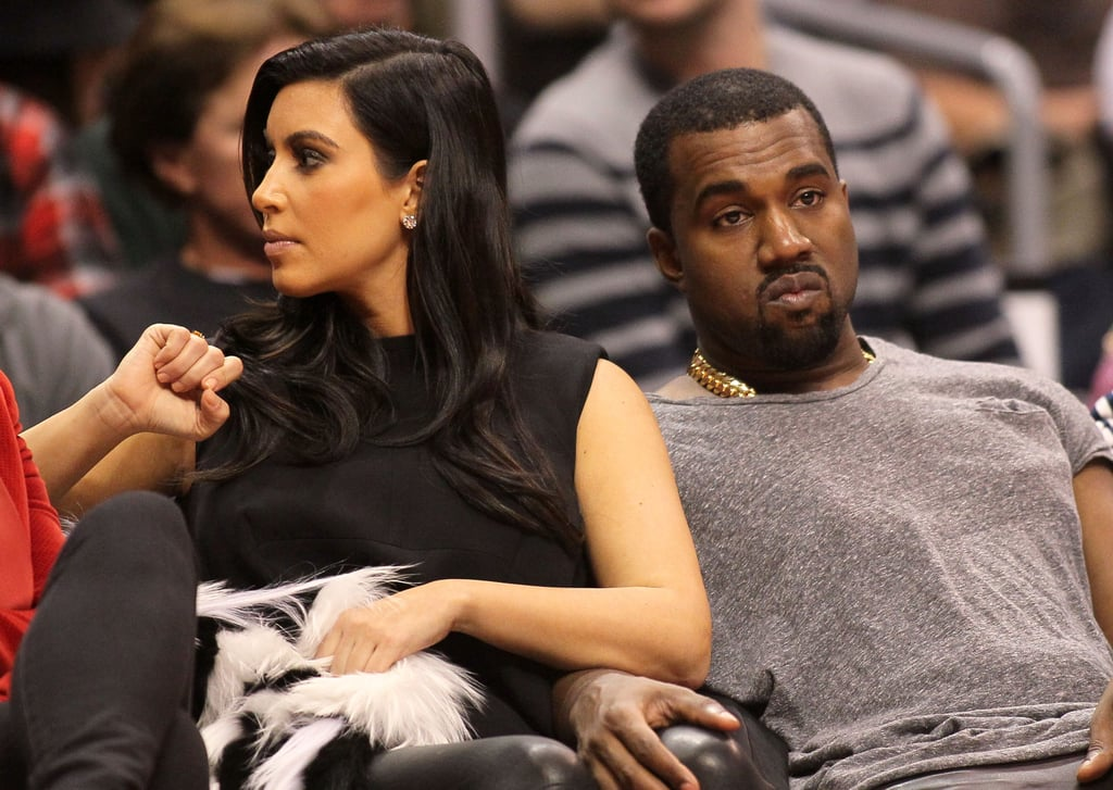 Kanye West's Bitchy Resting Face