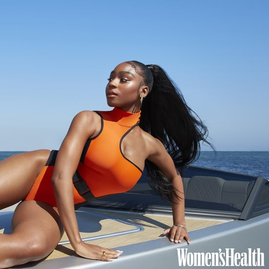 Normani Women's Health Interview: Yoga and Self-Affirmations