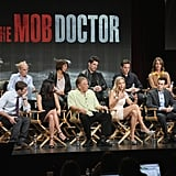 The Mob Doctor TCA Panel Pictures