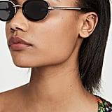 Linda Farrow x Area Sunglasses