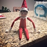 This Elf is all about high reps with lighter weights.