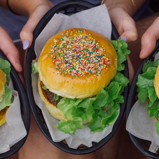 Mary's Fairy Burger For Sydney Gay and Lesbian Mardi Gras