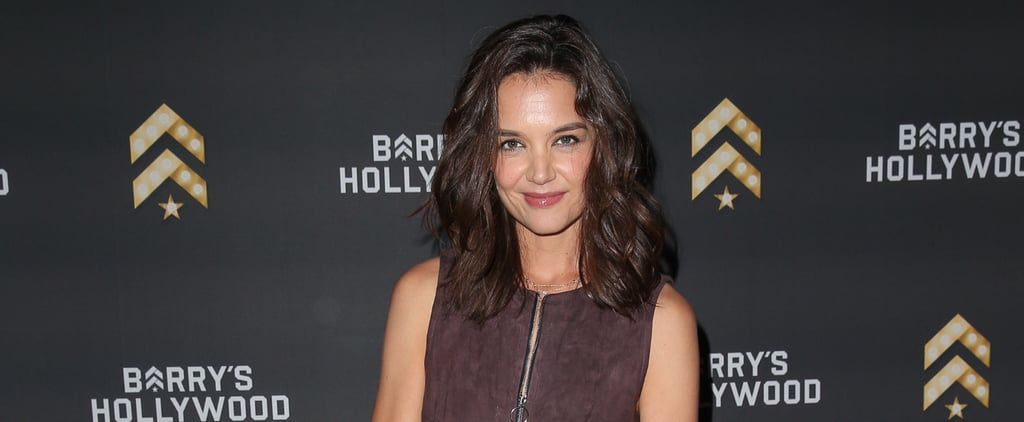 The 1 Winter Staple Katie Holmes Just Made Cool Again