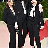 When Jenna's Friends Dressed Up Like Her at the Met Gala