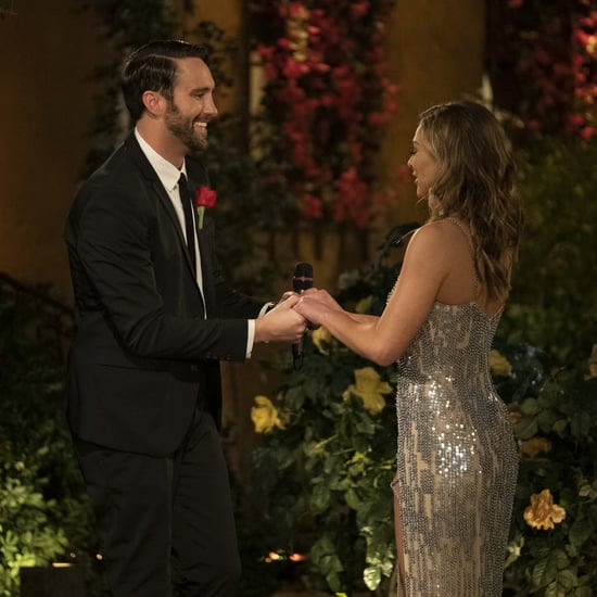 When Did Cam Get His First Rose on The Bachelorette?