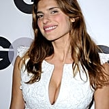 Lake Bell wore a revealing dress to the GQ party.
