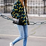 Super Skinny Jeans + Low Tops