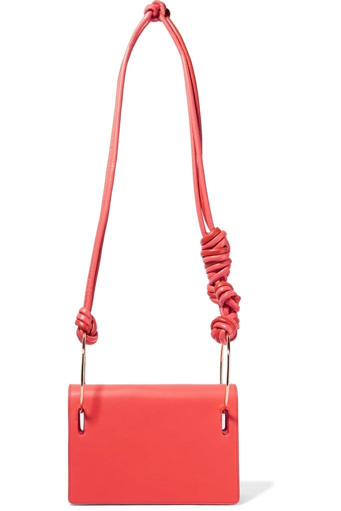Roksanda Dia Leather Shoulder Bag