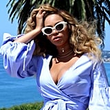 Beyonce Wine Instagram Photos With JAY-Z August 2017