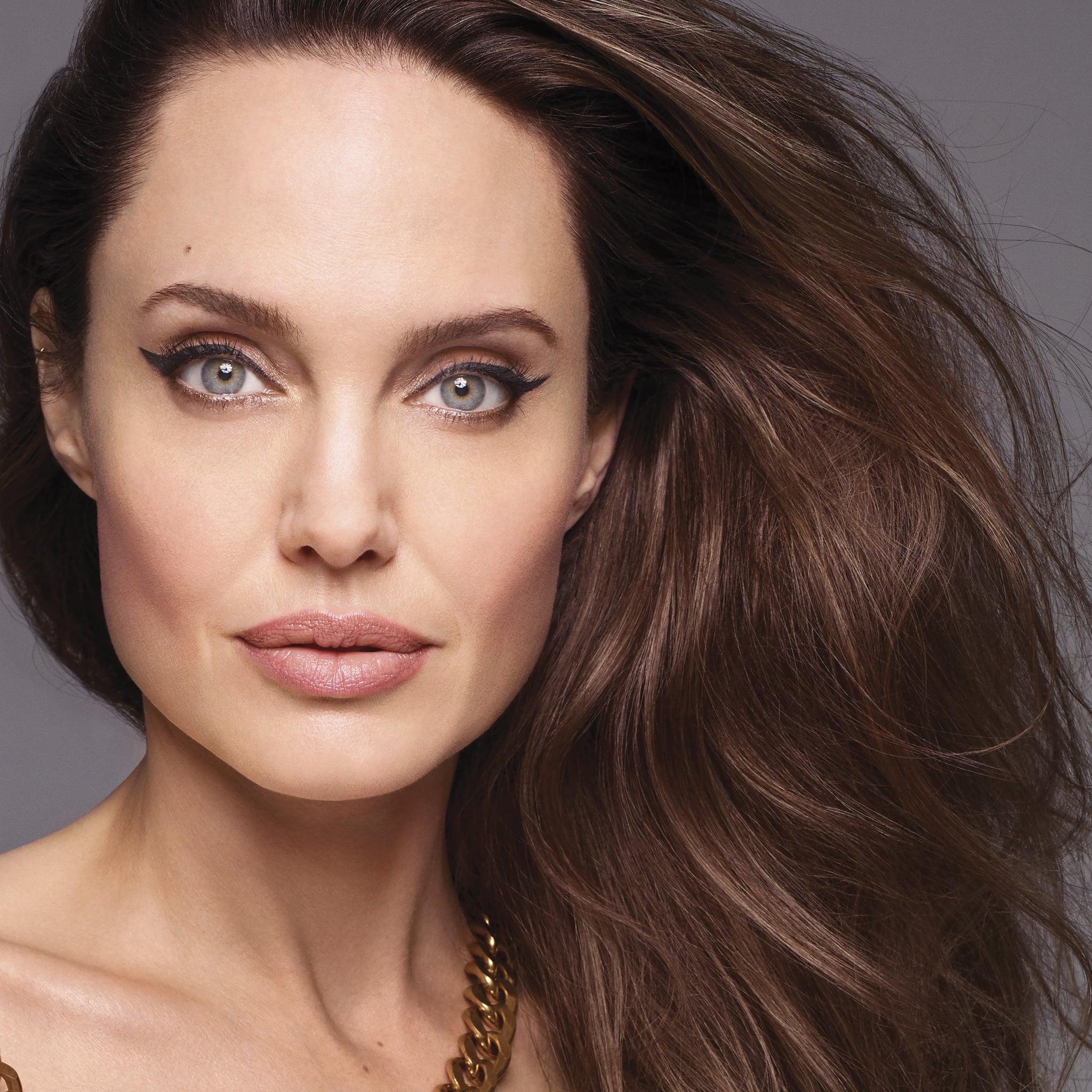 Angelina Jolie Talks Fighting For Freedom in Harper's Bazaar ...