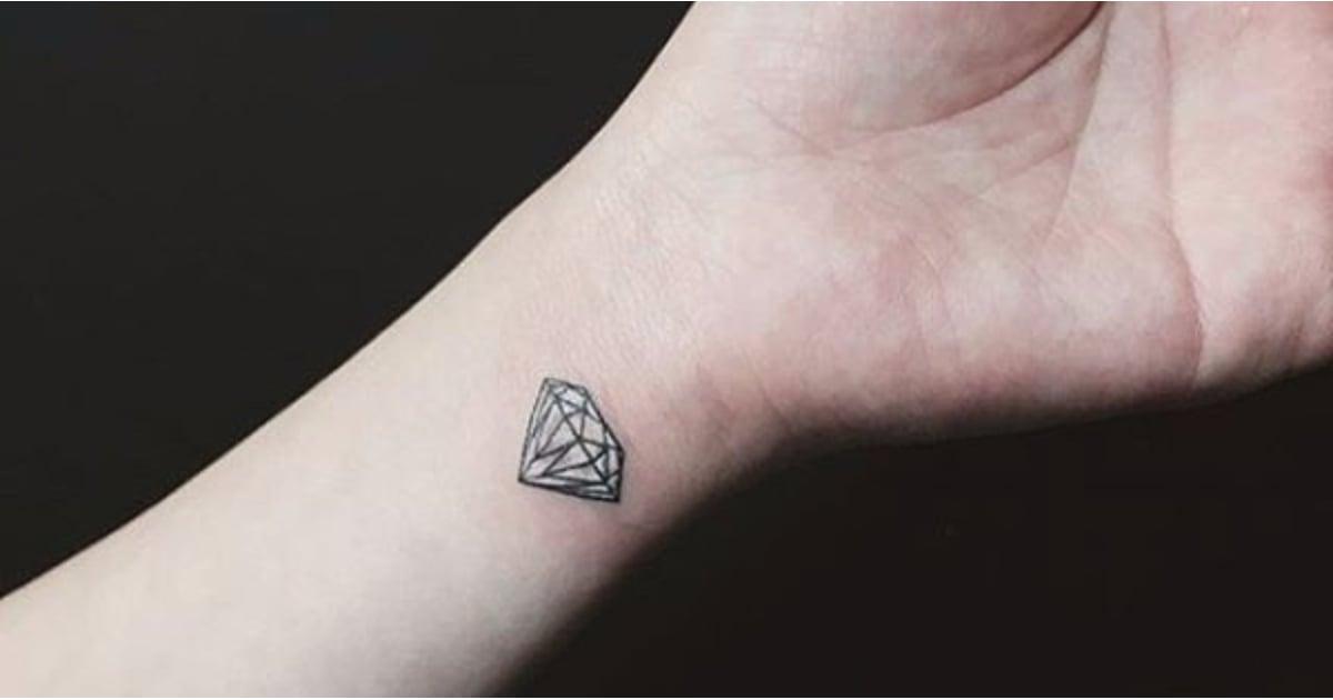 Tiny Wrist Tattoos | POPSUGAR Beauty UK