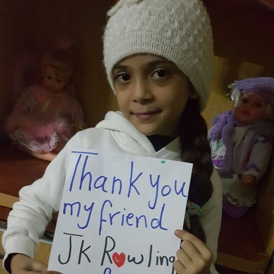 J.K. Rowling Sent Harry Potter Books to Girl in Syria