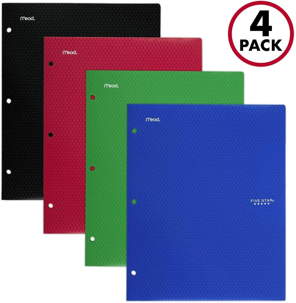 Five Star 2 Pocket Folders