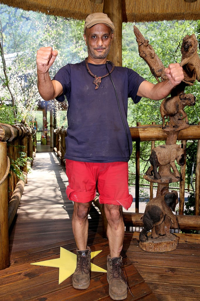 I'm a Celebrity Akmal Saleh Elimination Video and Interview