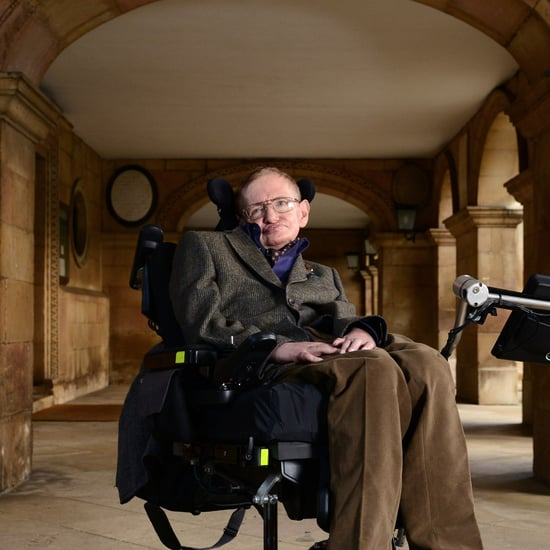 Stephen Hawking Communications Interface Upgrade