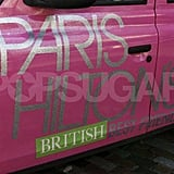 "Paris Screens British ""My New BFF"""