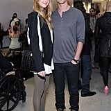 Whitney Port and her cutie boyfriend Ben Nemtin feted the opening of Devon in Beverly Hills, both looking kick-back cool.