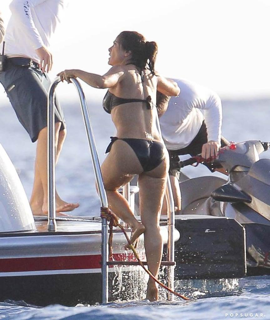 Fotos de salma hayek en bikini