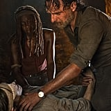 Do Rick and Michonne Have a Baby on The Walking Dead?