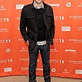 John Krasinski at the Sundance Film Festival in 2012