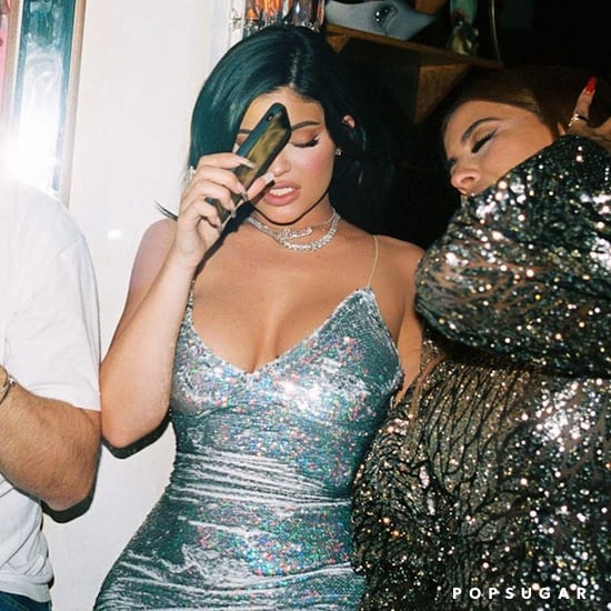 Kylie Jenner's 2019 New Year's Eve Outfit