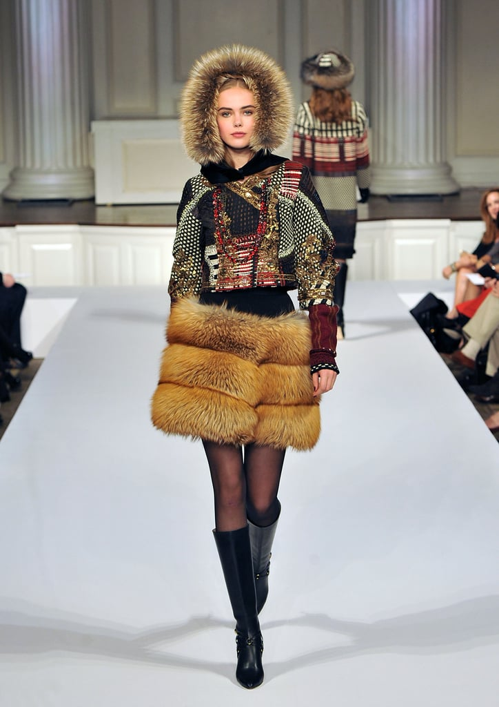 Fall 2011 New York Fashion Week: Oscar de la Renta 2011-02-16 18:34:56