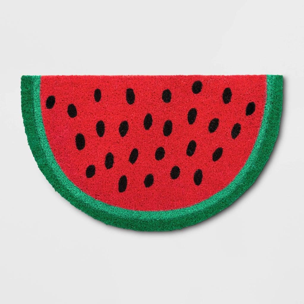 """18""""X30"""" Watermelon Tufted Doormat"""