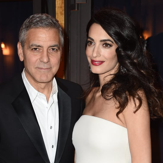 George and Amal Clooney Welcome Twins 2017