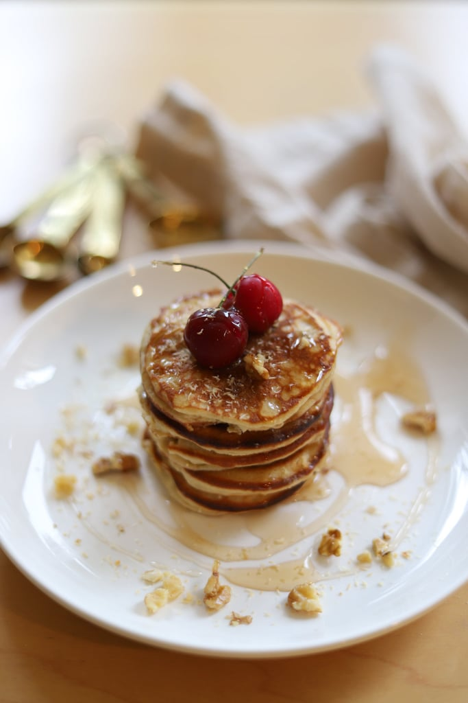 Fluffy Low-Carb Pancakes