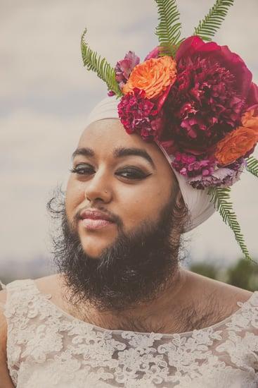 Bearded Woman Harnaam Kaur   Instagram