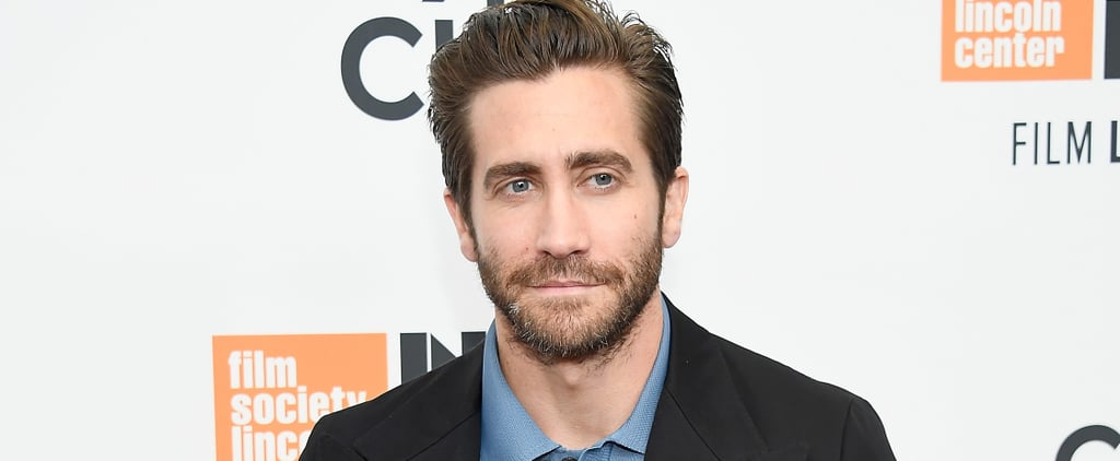 Jake Gyllenhaal at New York Film Festival Party Sept. 2018