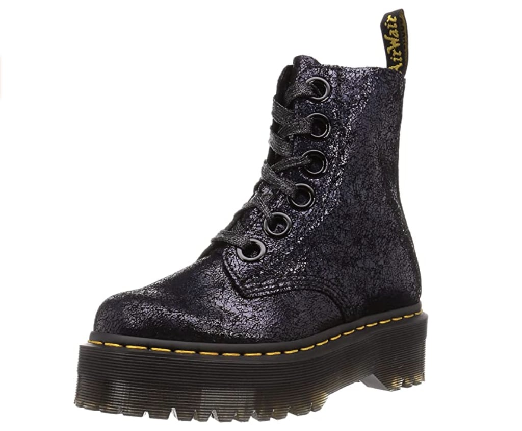 Dr. Martens Women's Molly Boots