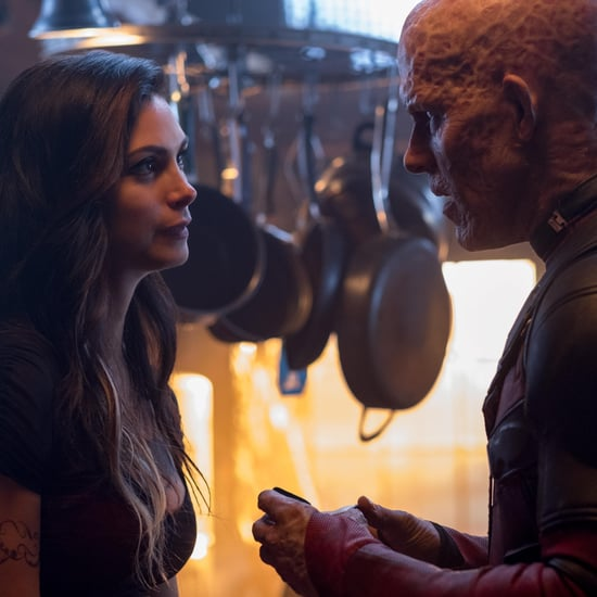 Deadpool 2 Interview With Morena Baccarin