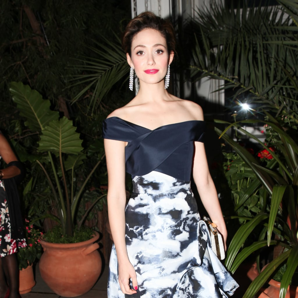 55 Photos That Prove Bride-to-Be Emmy Rossum Was Born in the Wrong Decade