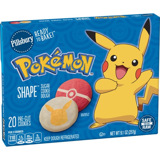 Pillsbury Ready-to-Bake Pokémon Sugar Cookies