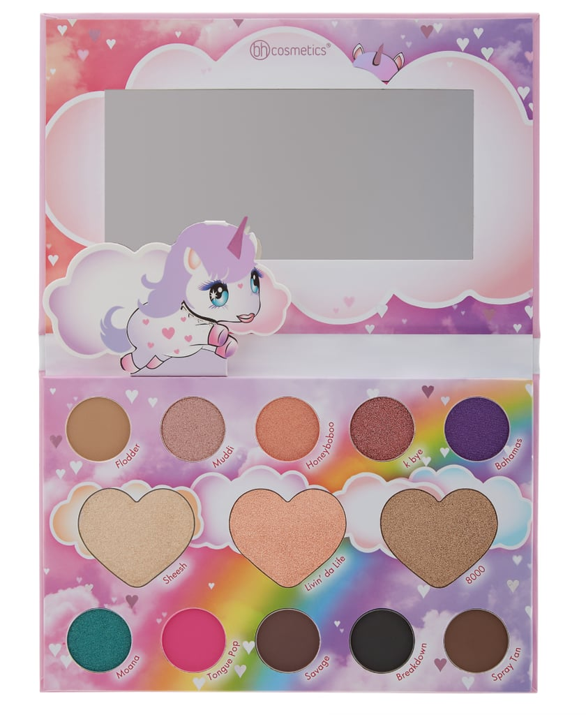 Marvycorn By Marvyn Macnificent 13 Color Shadow Amp Highlighter Palette Bh Cosmetics Unicorn