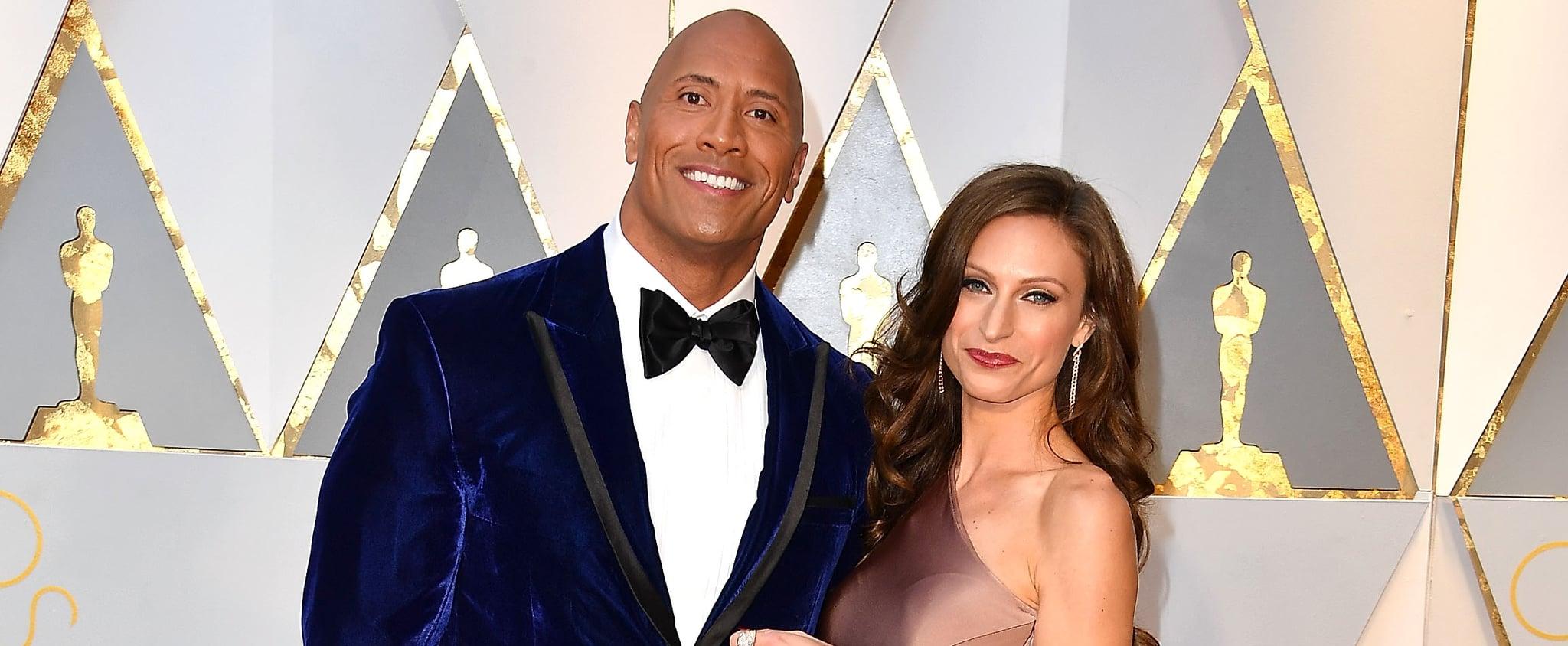 Dwayne Johnson and Lauren Hashian Married