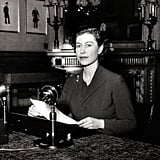 In 1952, Queen Elizabeth II made her first Christmas broadcast from her Sandringham holiday residence.