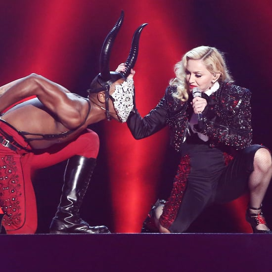 "Madonna on Her Brit Awards Fall: ""It Was a Horrible Nightmare"""